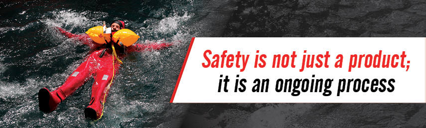 Sharing knowledge: the basis to ensure safety at sea