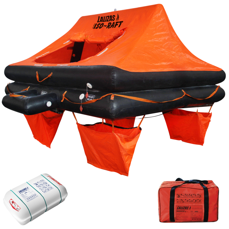 International Liferaft ISO-RAFT, ISO 9650-1 image
