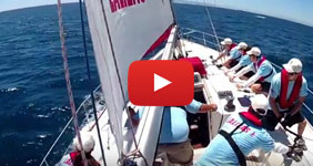 Posidonia Cup Race 3 June 2016