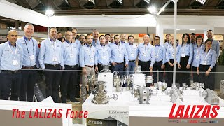 The LALIZAS Force: The most dominant presence at the METSTRADE Show!